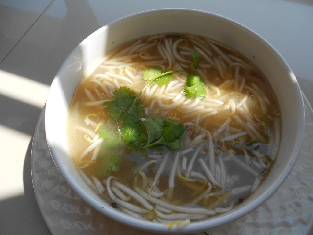 Soupe au boeuf
