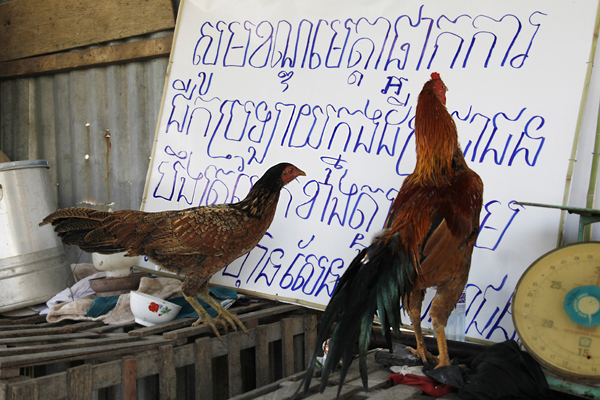 Apprendre le khmer ensemble