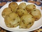 Gastronomie: Le kruk, gâteau khmer នំគ្រក់